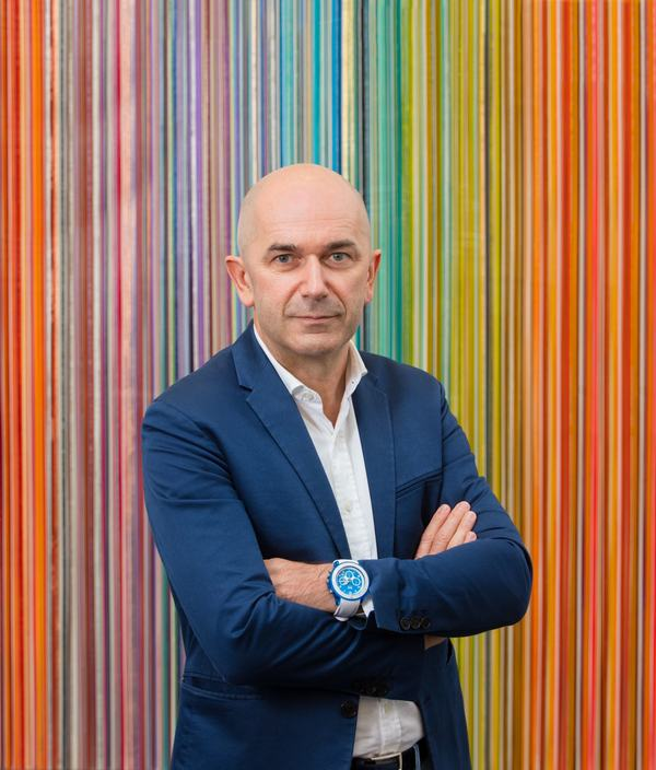 Jean-Pierre Lutgen, CEO de ICE-WATCH